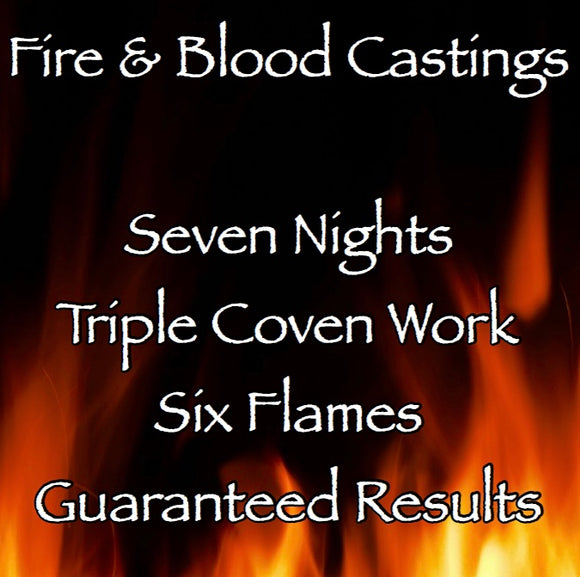 Fire and Blood Castings