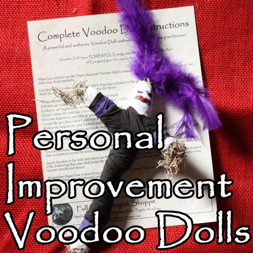 Personal Improvement Dolls