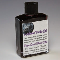 7 African Tools Oil