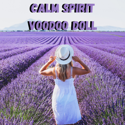 Calm Spirit Voodoo Doll
