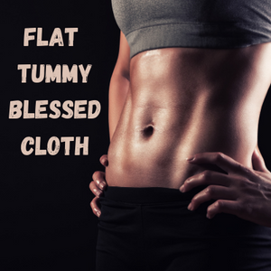 Flat Tummy Blessed Banner