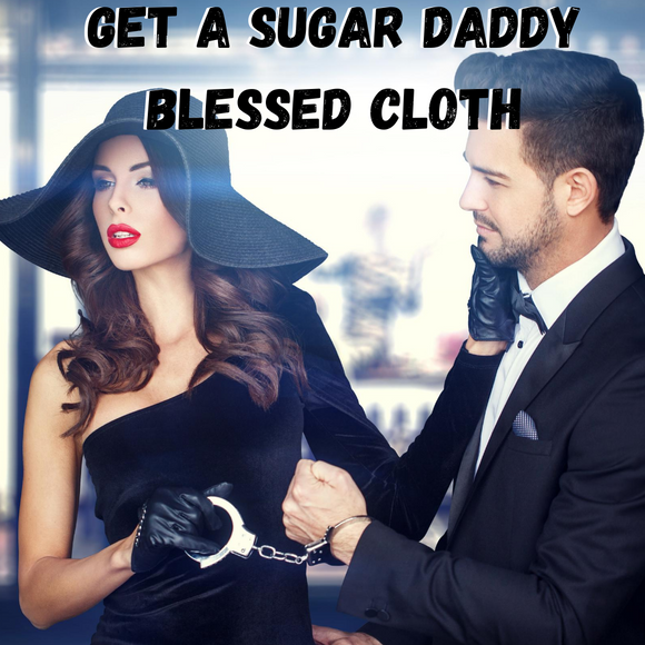 Get A Sugar Daddy Blessed Banner