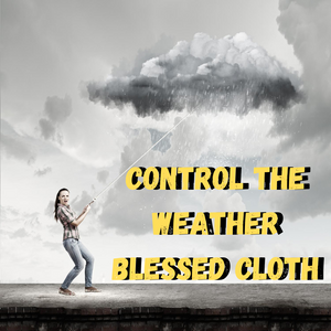 Control The Weather Blessings Banner