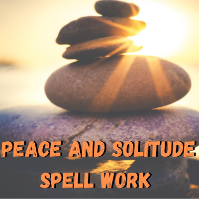 Peace and Solitude Spell