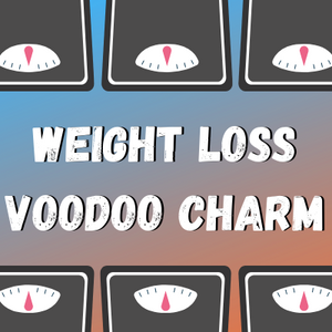 Weight Loss Voodoo Charm