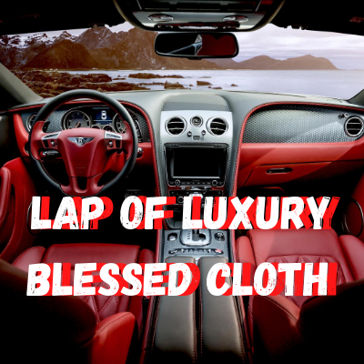 Lap Of Luxury Blessed Banner