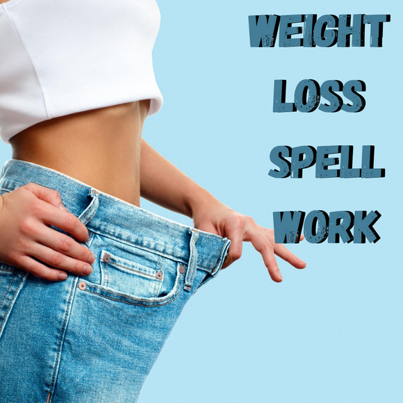 Weight Loss Voodoo Spell