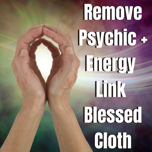 Remove Psychic + Energy Link Blessings Banner