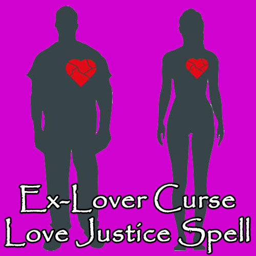 Curse an Ex-Lover Love Justice Voodoo Spell