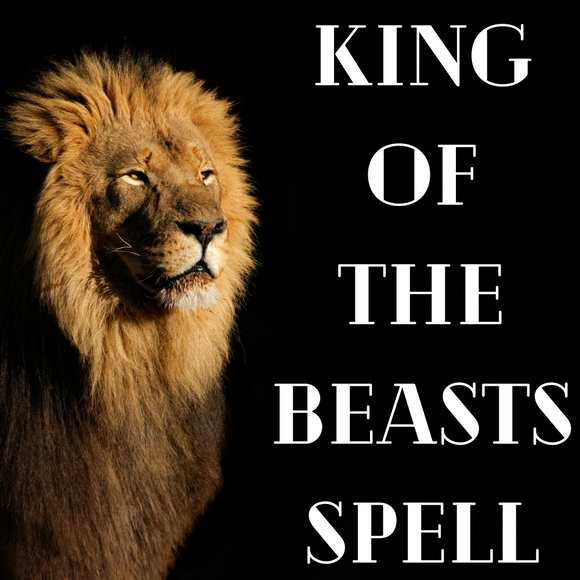 King Of The Beasts Spell