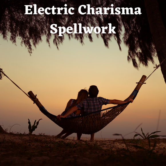 Electric Charisma Voodoo Spell