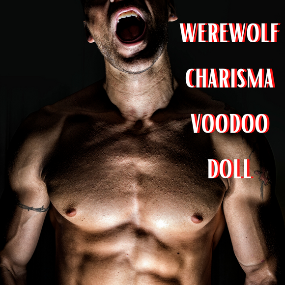 Werewolf Charisma Voodoo Doll For Men