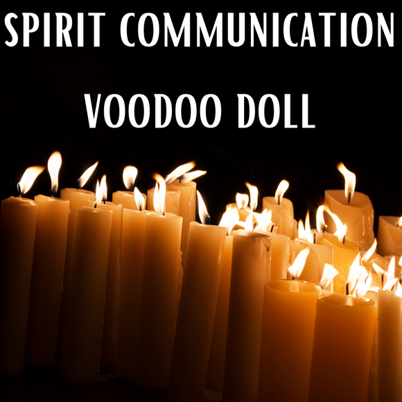 Spirit Communication Voodoo Doll