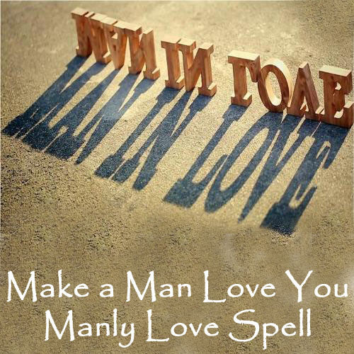 Make a Man Fall in Love Spell