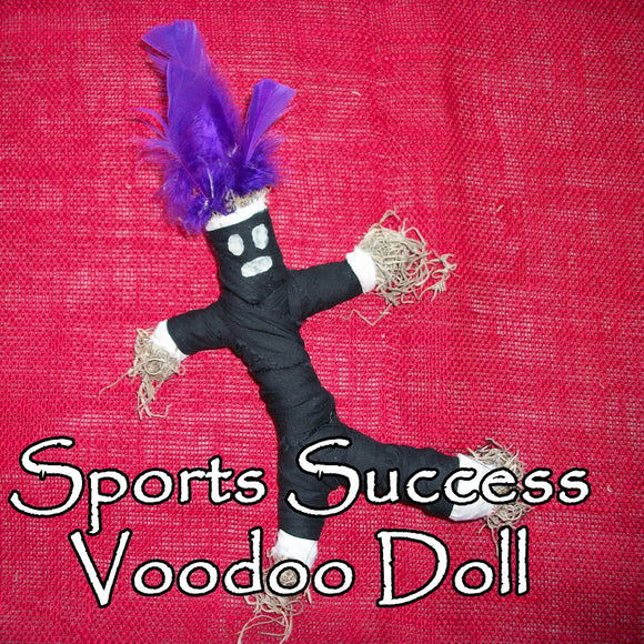 Sports Success Voodoo Doll