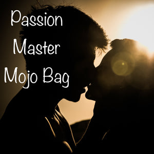 Passion Master Sex Mojo Bag