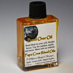 Bend Over Oil