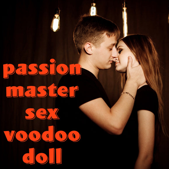 Passion Master Sex Voodoo Doll