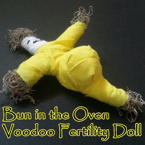 Pregnancy Fertility Voodoo Doll