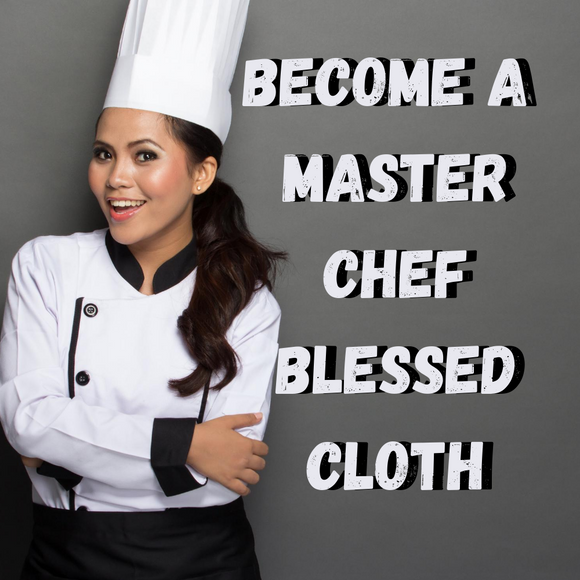 Become A Master Chef Blessed Banner