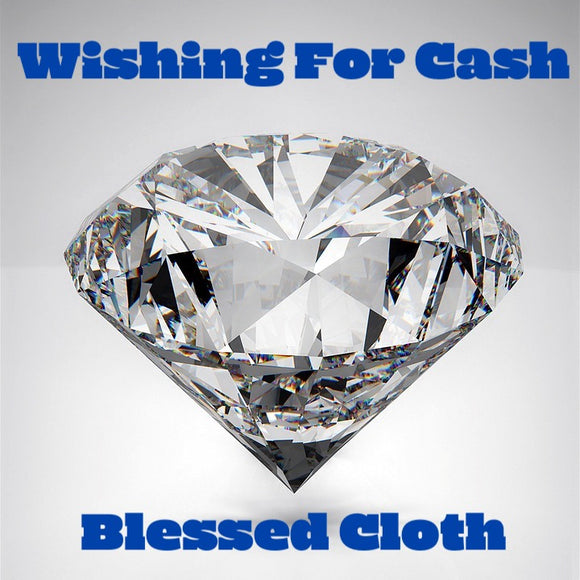 Wishing For Cash Blessed Banner