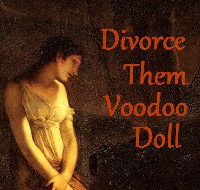 divorce them voodoo doll