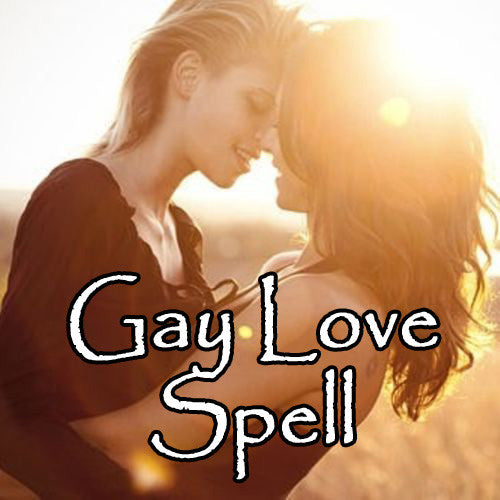 Gay Love Voodoo Spell for same sex love, romance, and passion