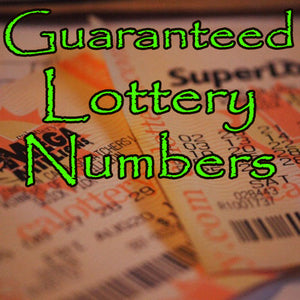 Guaranteed Lottery Numbers