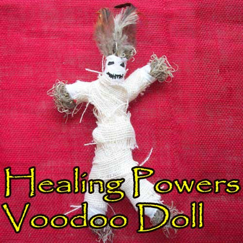 Healing Powers Voodoo Doll