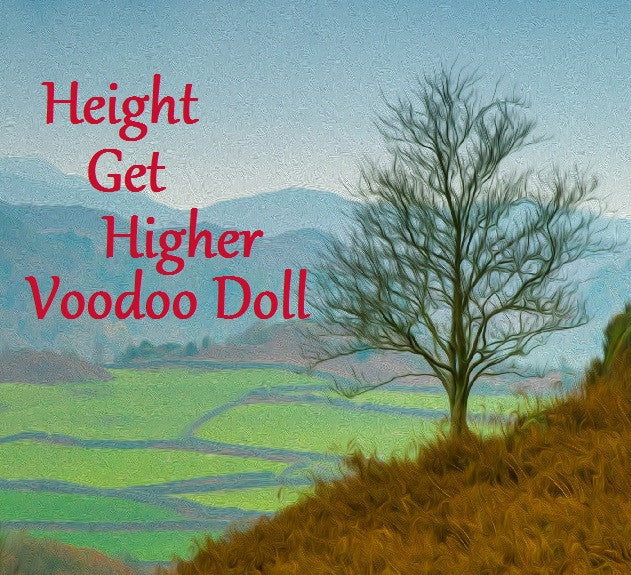 Height Get Higher Voodoo Doll