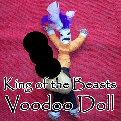 King of the Beasts Voodoo Doll offers complete penis size increase, stamina ability, and sexual charisma.