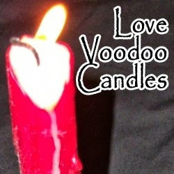 Voodoo Love Candles
