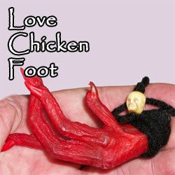 Love Chicken Foot