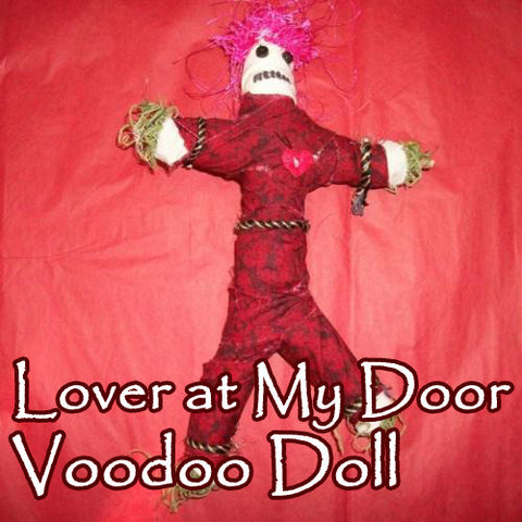 Lover At My Door Voodoo Doll
