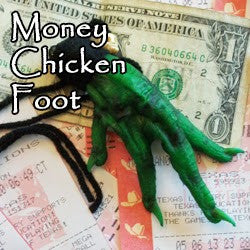 Money Chicken Foot