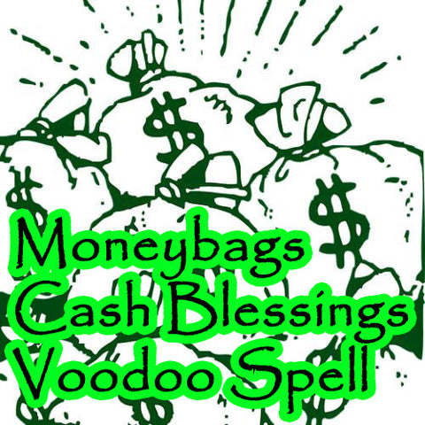 Moneybags Cash Attraction Spell