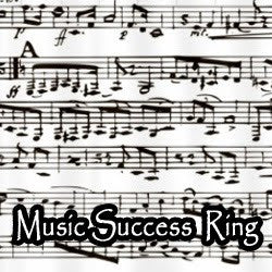 Music Success Voodoo Spell Blood Ore Ring