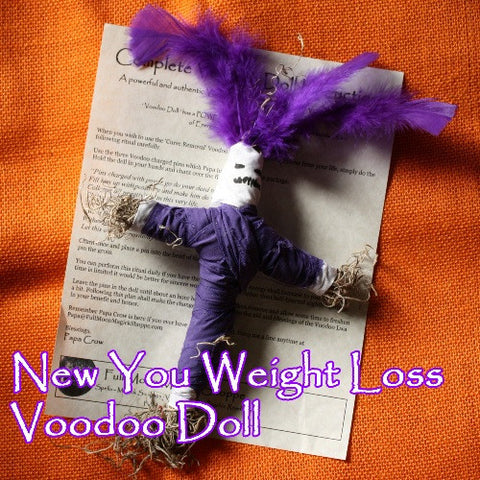 New You Weight Loss Voodoo Doll