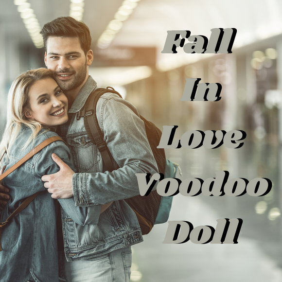 Fall In Love Voodoo Doll