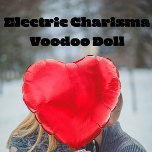 Electric Charisma Voodoo Doll