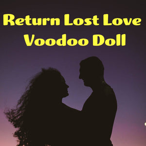 Return Lost Love Voodoo Doll