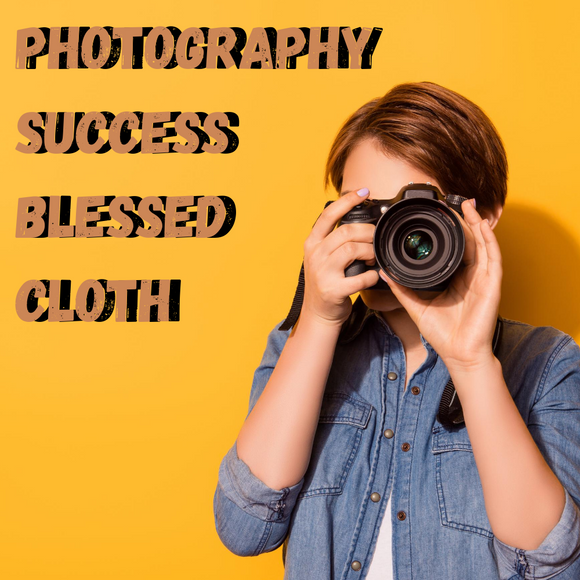 Photography Success Blessed Banner