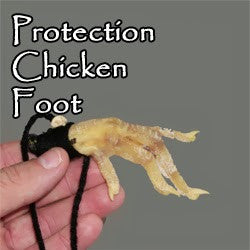 Protection Chicken Foot