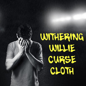 Withering Willie Curse Banner