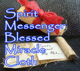 Spirit Messenger Blessed Miracle Cloth Offering Kit