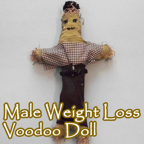 Male Weight Loss Voodoo Doll