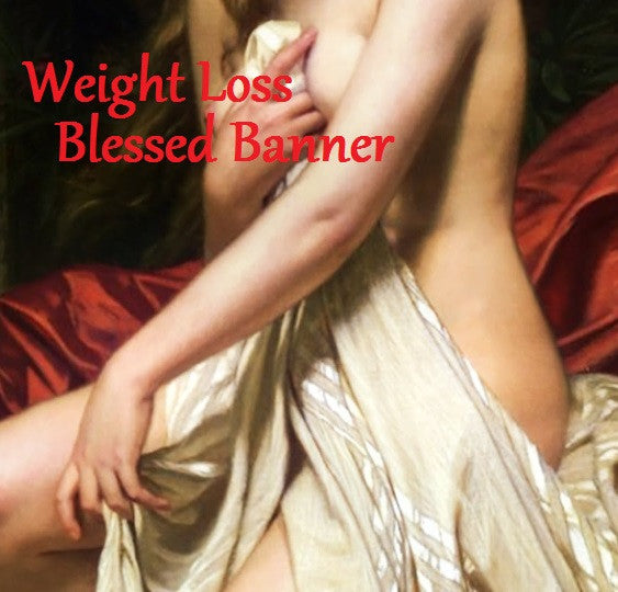 Weight Loss Blessed Banner