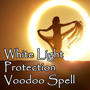 White Light Protection and Healing Spell