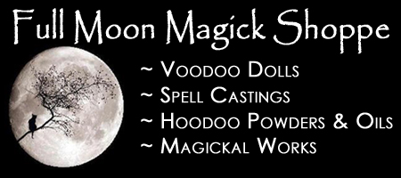 Full moon magick shoppe - Divorce shoppe ...