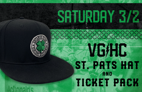 St Patrick's Day Weekend: Saturday, March 2nd VGHC x Reign Hat